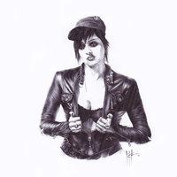 JaggerArt (@jagger_art) - Caras del metal, punk y rock