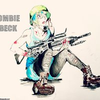 zombie beck soldier