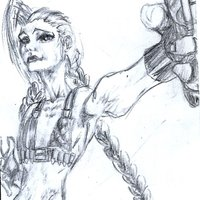 Sketch- Jinx!