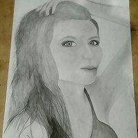 Praticando - Auto retrato