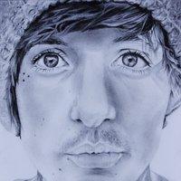 Retrato Oliver Sykes