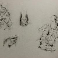 Bocetos sobre Michelangelo