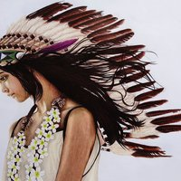 Flor Cherokee
