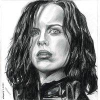 Selene, Underworld retrato