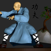 Shaolin perfil
