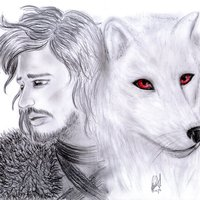 - The Crow and the Wolf -