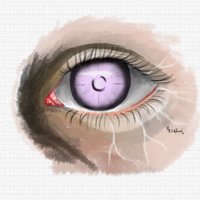 Eyes in Naruto