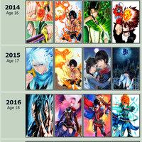 Dibujos 2012-2016
