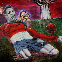 Sánchez, el guerrero rojo post-apocaliptico