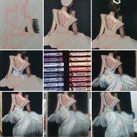 Bailarina (en proceso)