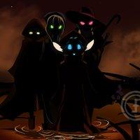Ojos en la oscuridad