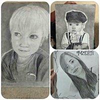 retratos..