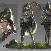 Armored Sailor Pluto
