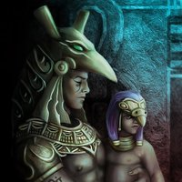 Horus & Seth