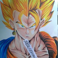 Vegetto / Gogeta Dragon Ball Z