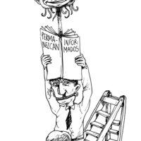 Dibujos_Serie Cuadernos transitorios_El Cuaderno Negro del Capitalismo, 2016_2