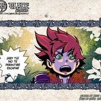 Chaos Blade - Primer encuentro!