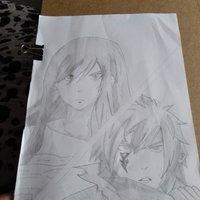 Erza y Jellal