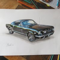 Ford Mustang Fastback 351 (1966)