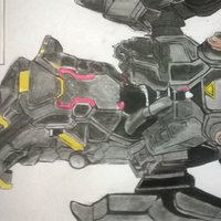 call of duty (black ops 3 reaper)
