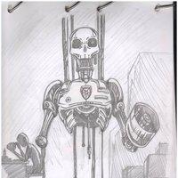 Sketch Robot