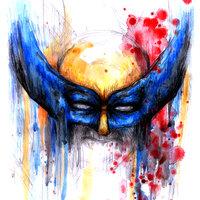 Wolverine fanart.