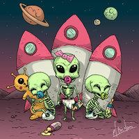 Bebés alienígenas