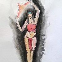 boceto de ilustraciones