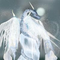 Dragon de los hielos Eternos
