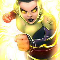 Negasonic Teenage  Wwwhadacoolname!