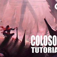 Como realizar la ilustración Colosos
