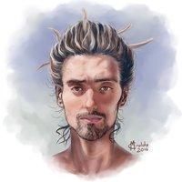 Estudio de rostro 1