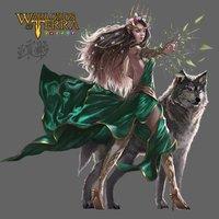 Lutien - WARLORDS OF TERRA