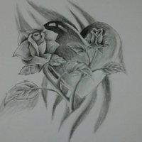 Corazon y rosas