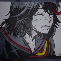 Ryuko Matoi (Kill la Kill)