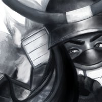 El samurai caído