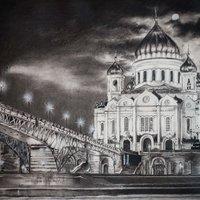 Кафедральный Соборный Храм Христа Спасителя Патриарха Московского