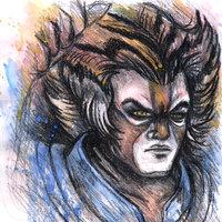 Fanart Tygra de Los Thundercats