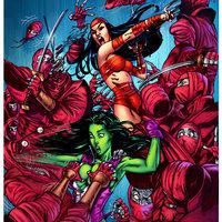 Superheroes de Marvel y DC