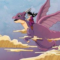 Dragón fan art