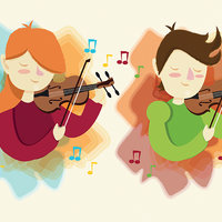 We love music.