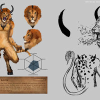 Mythical Creatures Concept Art