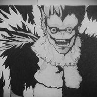 Ryuk, Death Note.