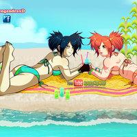 Lin y Mushi