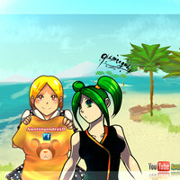 Luciana y Moko