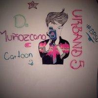 Diego Muñozcano de Urband 5