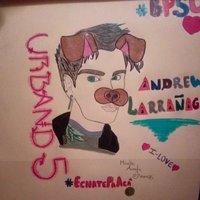 Andrew Larrañaga de Urband 5