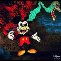 Disney Skull