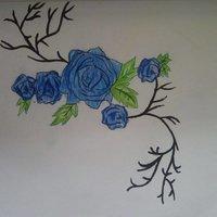 Flores Azules :3