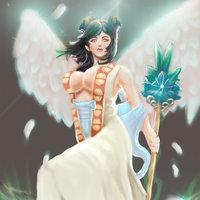 La ángel Maga
